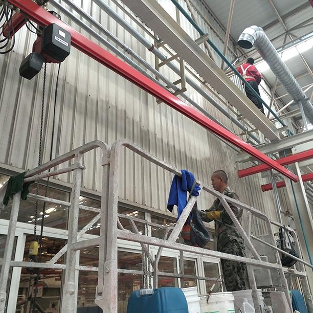 青岛工厂保洁