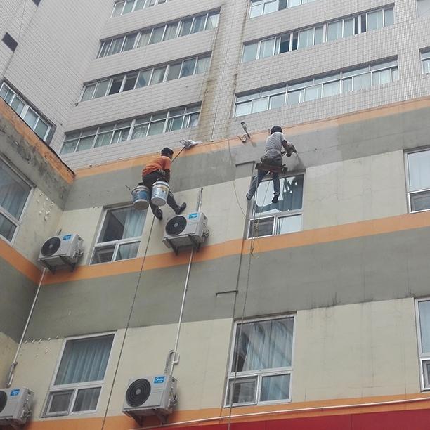 青岛外墙防水