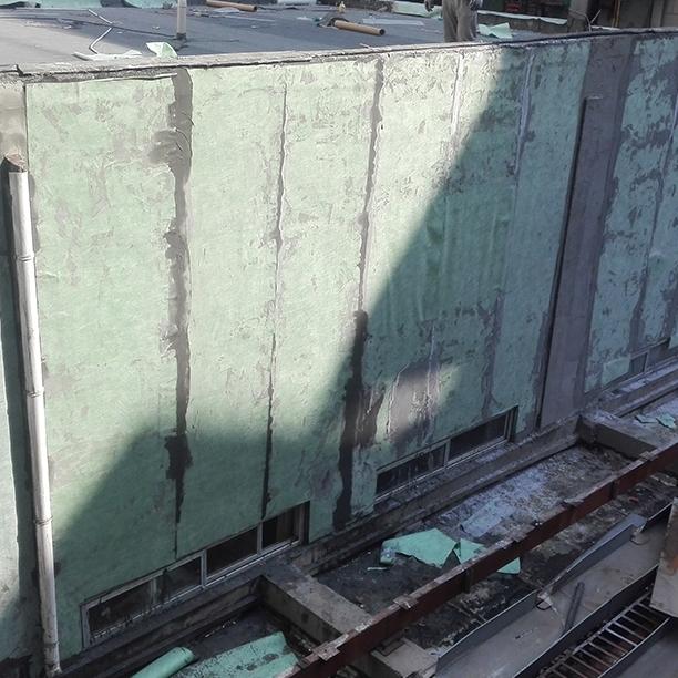 青岛楼顶防水