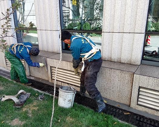 济南外墙清洗